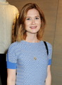 2013 - Pringle of Scotland flagship store launch  - bonnie-wright photo