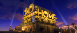 20th Century fox, mbweha nyumbani Entertainment 2013 logo