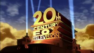 20th Century cáo, fox ti vi 2013 logo