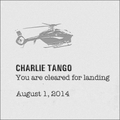 50 Shades of Grey-Charlie Tango