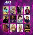 A.N.T. farm horoscope - ant-farm fan art