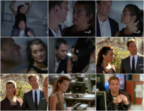 Tiva wallpaper probably containing a portrait entitled A Tony and Ziva look back into Season 10: S10E01 - Extreme Prejudice