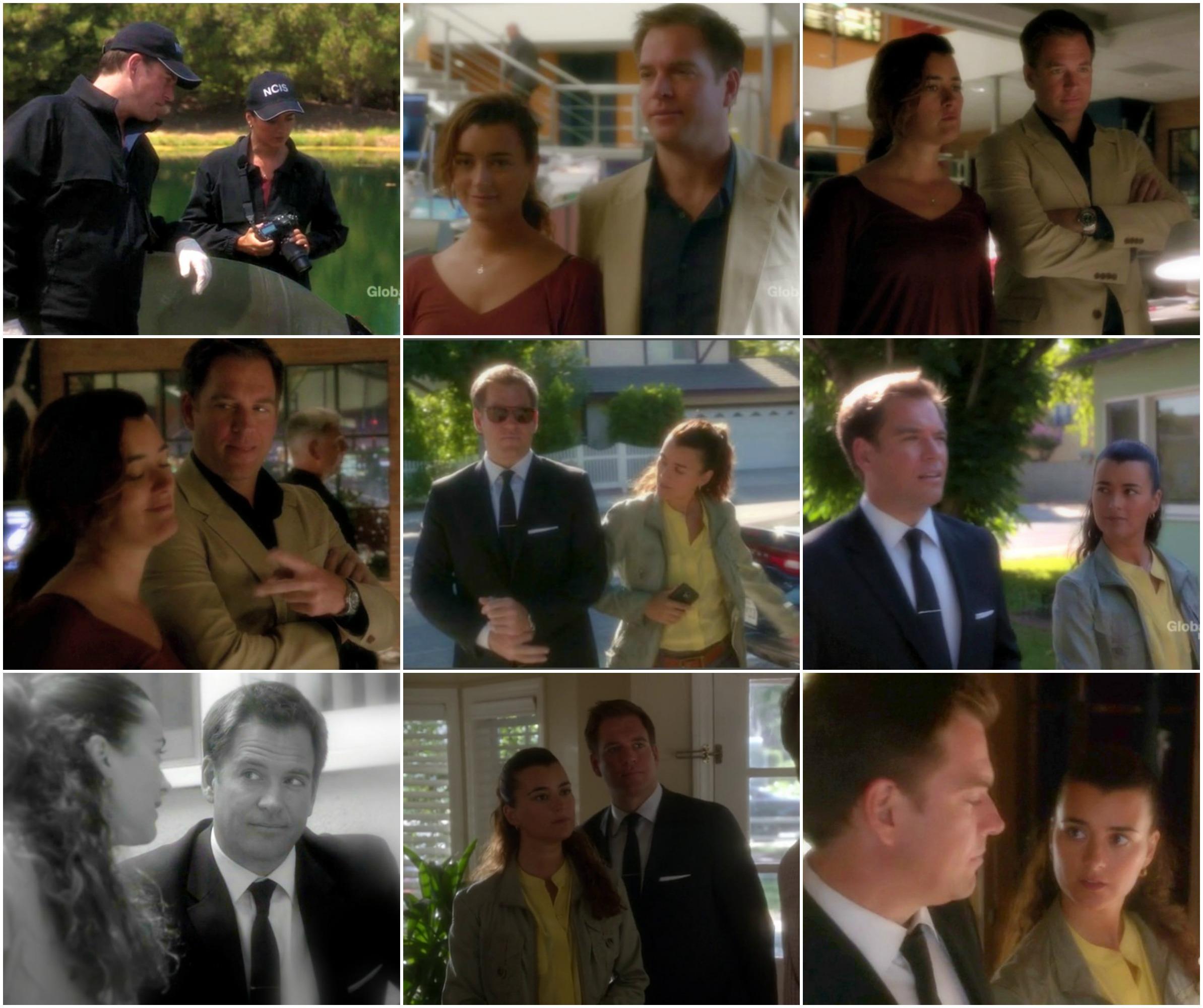 A Tony and Ziva look back into Season 10: S10E02 - Recovery