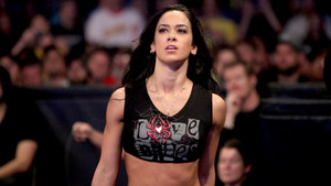 AJ Lee's tattoo tribute to her Divas Championship win