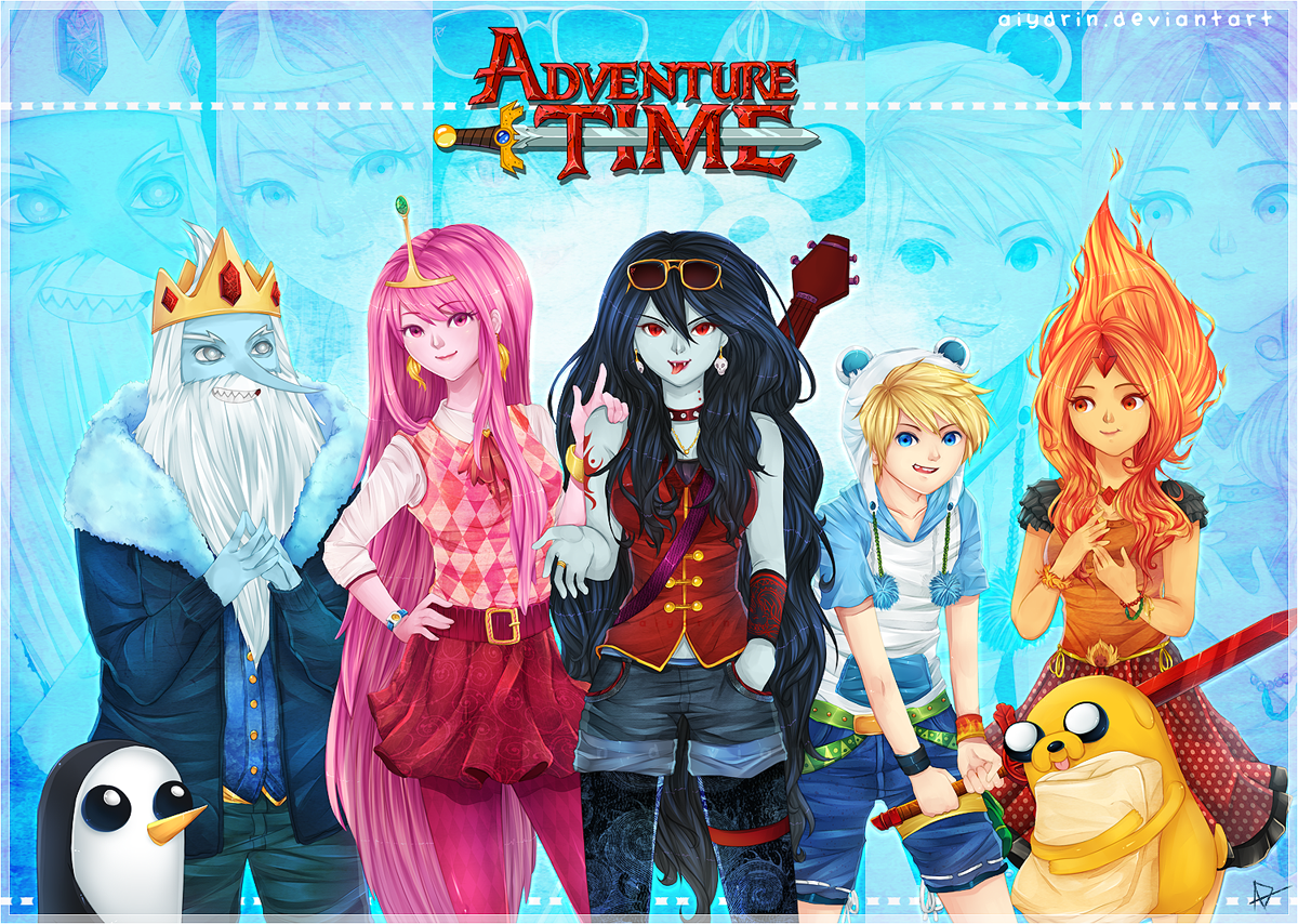 Forever Adventure Time!!! Images AT Fanart Classics... HD