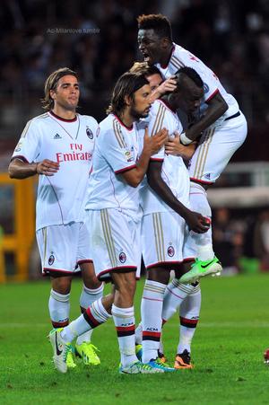Ac Milan vs Torino (15/ 09/2013)
