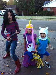 Adventure time kid Halloween costume