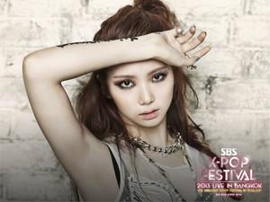 애프터스쿨 Unseen teasers for SBS 케이팝 Festival 2013 Live in Bangkok