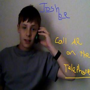 Album #2: Josh Lee - Call Me On the Telephone