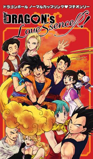 All Dragon Ball Couples ♥
