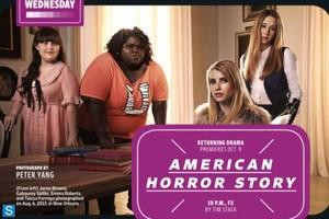 American Horror Story - Season 3 - Promotional चित्रो