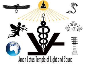 Amon Lotus Temple of Light & Sound