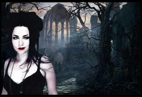 Evanescence wallpaper titled Amy Lee