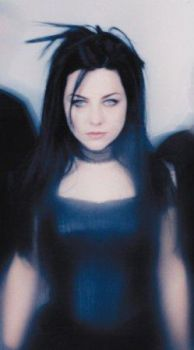 Evanescence wallpaper probably containing a portrait titled Amy Lee