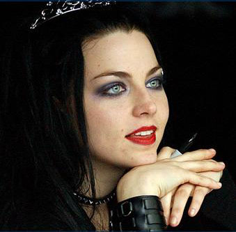 Evanescence wallpaper probably containing a portrait entitled Amy Lee