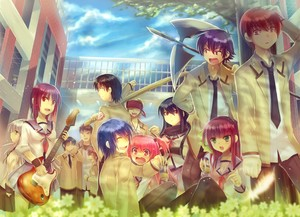Angel Beats! (Ангельские ритмы!)