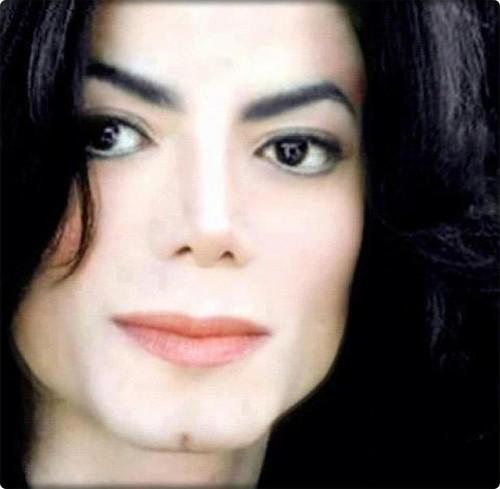 michael jackson fondo de pantalla containing a portrait entitled ángel Face