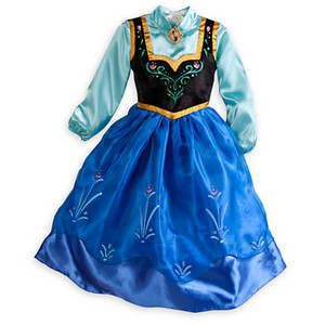 Anna Costume Collection from Дисней Store