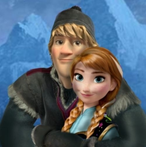 Anna and Kristoff - Anna and Kristoff Photo (35540148 ...