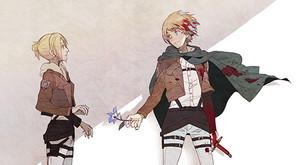 Annie x Armin