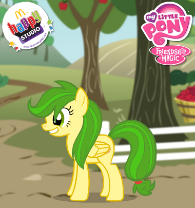 My Little Pony: FIM Fan Characters Wallpaper Probably Containing Anime  Titled Apple Pie