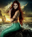 Ariel: Once Upon A Time - once-upon-a-time fan art