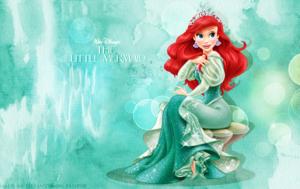 Ariel - 壁纸