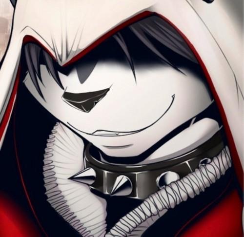alpha y omega fondo de pantalla called Assassin lobo