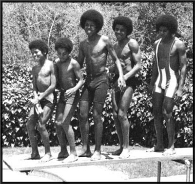 At घर With The Jackson 5
