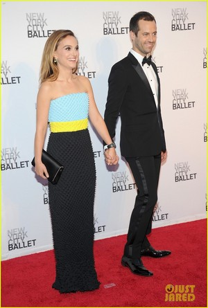 Attending the New York City Ballet 2013 Fall Gala at David H. Koch Theater, لنکن Center, NYC (Sep