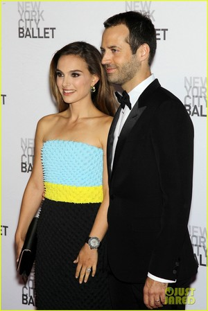 Attending the New York City Ballet 2013 Fall Gala at David H. Koch Theater, lincoln Center, NYC (Sep