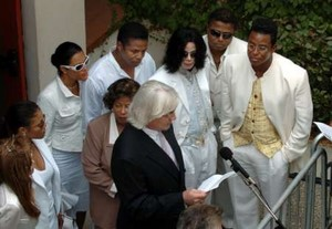 Attorney Tom Messereau And The Jackson Family