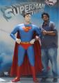 Avinash - superman photo