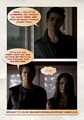 Bamon and Stefan Comic series by bamonwithdrawalsyndrome.tumblr.com