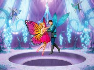 バービー Mariposa and the Fairy Princess Official Stills