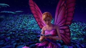 バービー Mariposa and the Fairy Princess Snapshots