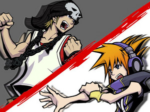 Beat and Neku
