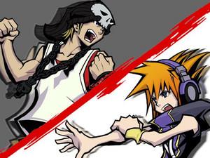 Beat and Neku