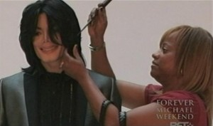 "Behind The Scenes Of 2007 ""EBONY"" Photoshoot"