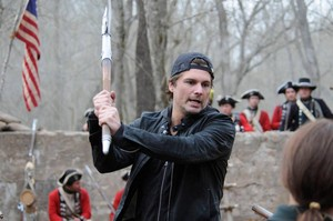 "Behind the Scenes foto from Sleepy Hollow- ""Pilot"""