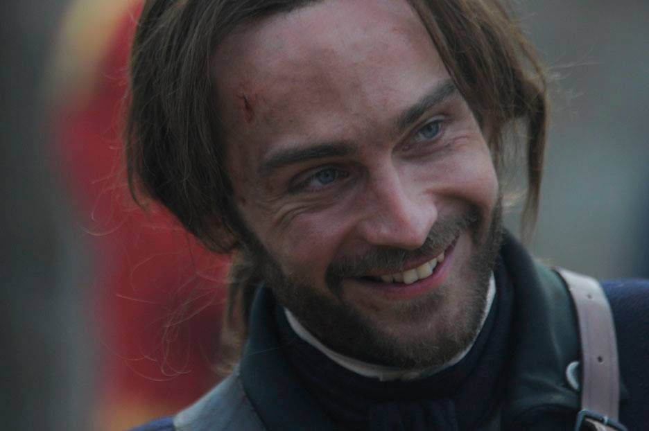 """Behind the Scenes picha from Sleepy Hollow- """"Pilot"""""""