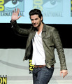 Ben in comic con - ben-barnes photo