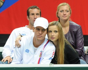 Berdych Satorova Kvitova Stepanek