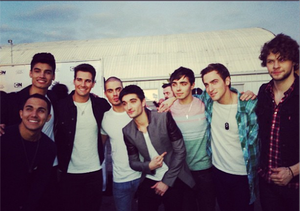 Big Time Rush And The Wanted!