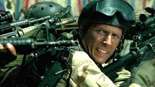 William Fichtner দেওয়ালপত্র with a rifleman, a green beret, and a navy সীল called Bill