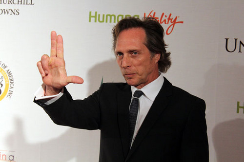 William Fichtner দেওয়ালপত্র with a business suit and a suit entitled Bill