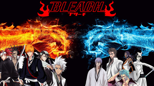 ब्लीच ऐनीमे वॉलपेपर entitled Bleach