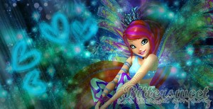 Bloom 3D Sirenix ~ Wallpaper.