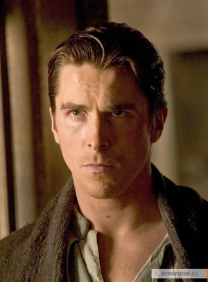 Bruce W. in Batman Begins