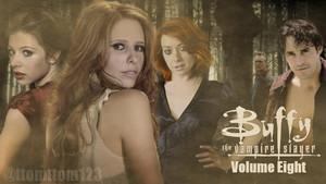 Buffy The Vampire Slayer Season 8 Poster